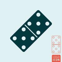 Icône os Domino