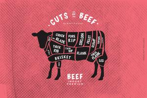 La macelleria's Guide, Cut of Beef