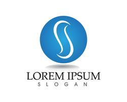 S letters Business corporate logo design vector