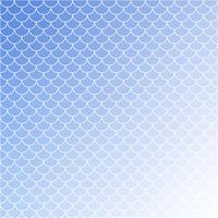 Patrón de azulejos de techo azul, plantillas de diseño creativo