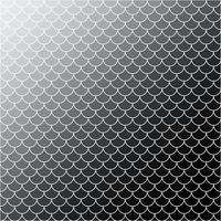 Motif de tuiles de toit noir, modèles de conception créative