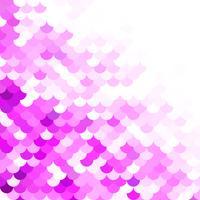 Motif de tuiles de toit violet, modèles de conception créative