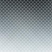 Patrón de azulejos de techo negro, plantillas de diseño creativo vector