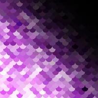 Patrón de tejas de techo púrpura, plantillas de diseño creativo