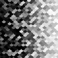 Black Roof tiles pattern, Creative Design Templates vector
