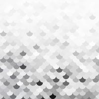 Modello di piastrelle grigio bianco tetto, modelli di design creativo