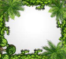 Groen aardgrenskader