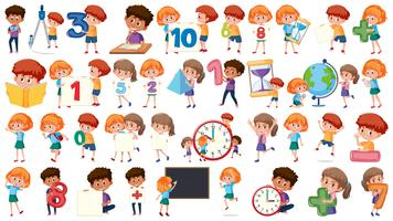 Satz Mathematikkinder
