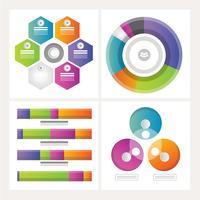 Vektor Infografisk Illustration