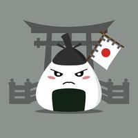 Vettore di Onigiri