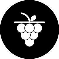 Vektor-Trauben-Symbol