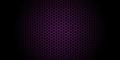 gradiente de nido de abeja fondo vector illustration, banner aislado