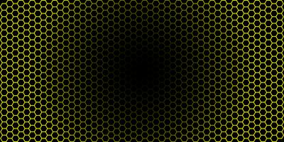 ilustração em vetor fundo gradiente favo de mel, banner isolado