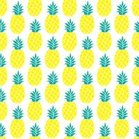 Pineapple seamless  pattern for scrapbooking, textile design, wrapping paper