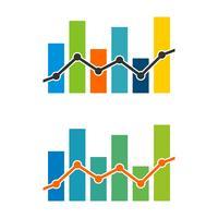 Stock Exchange Finance and Advisory Logo Template