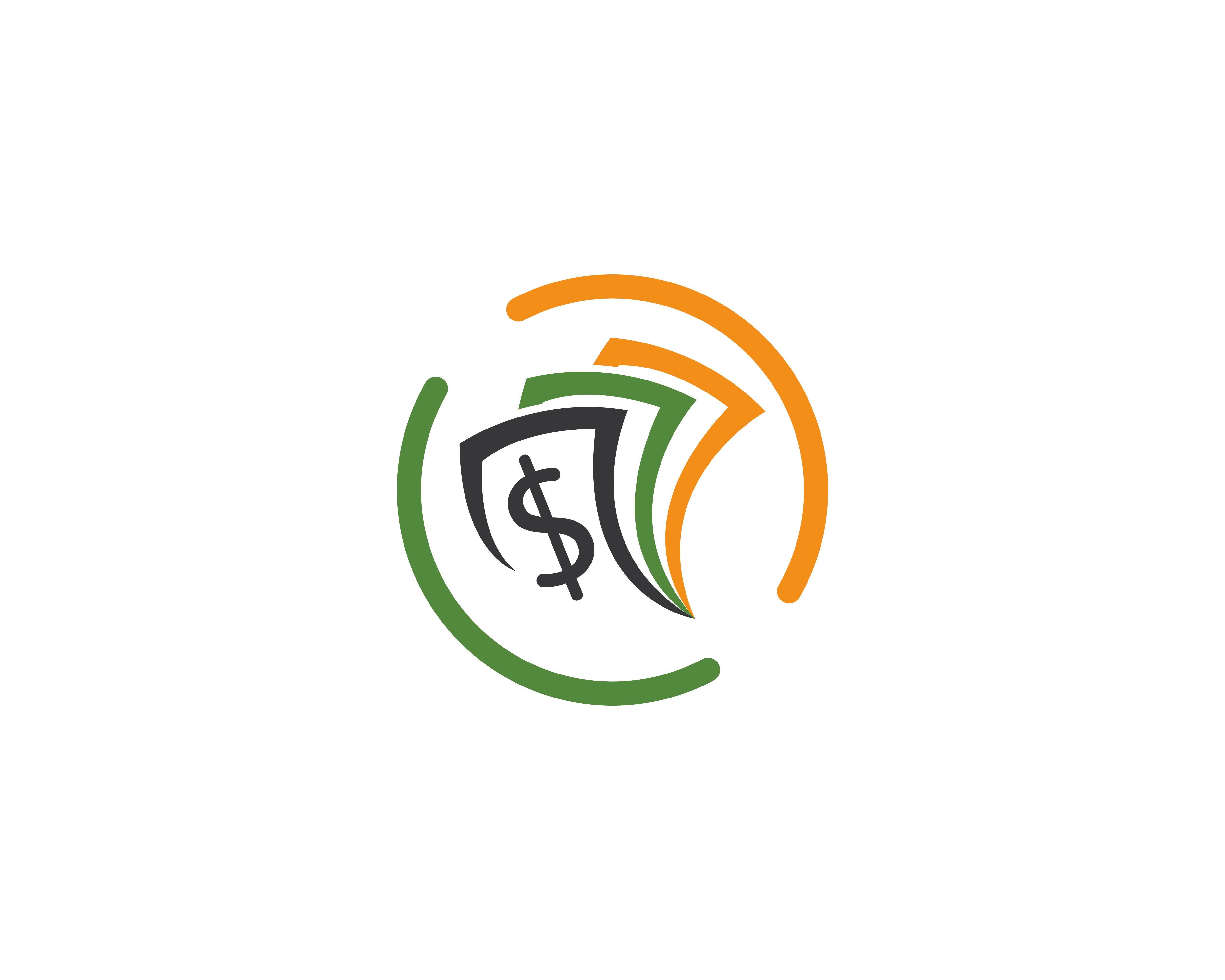 Money Logo Vector Template