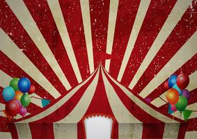 Circustentviering