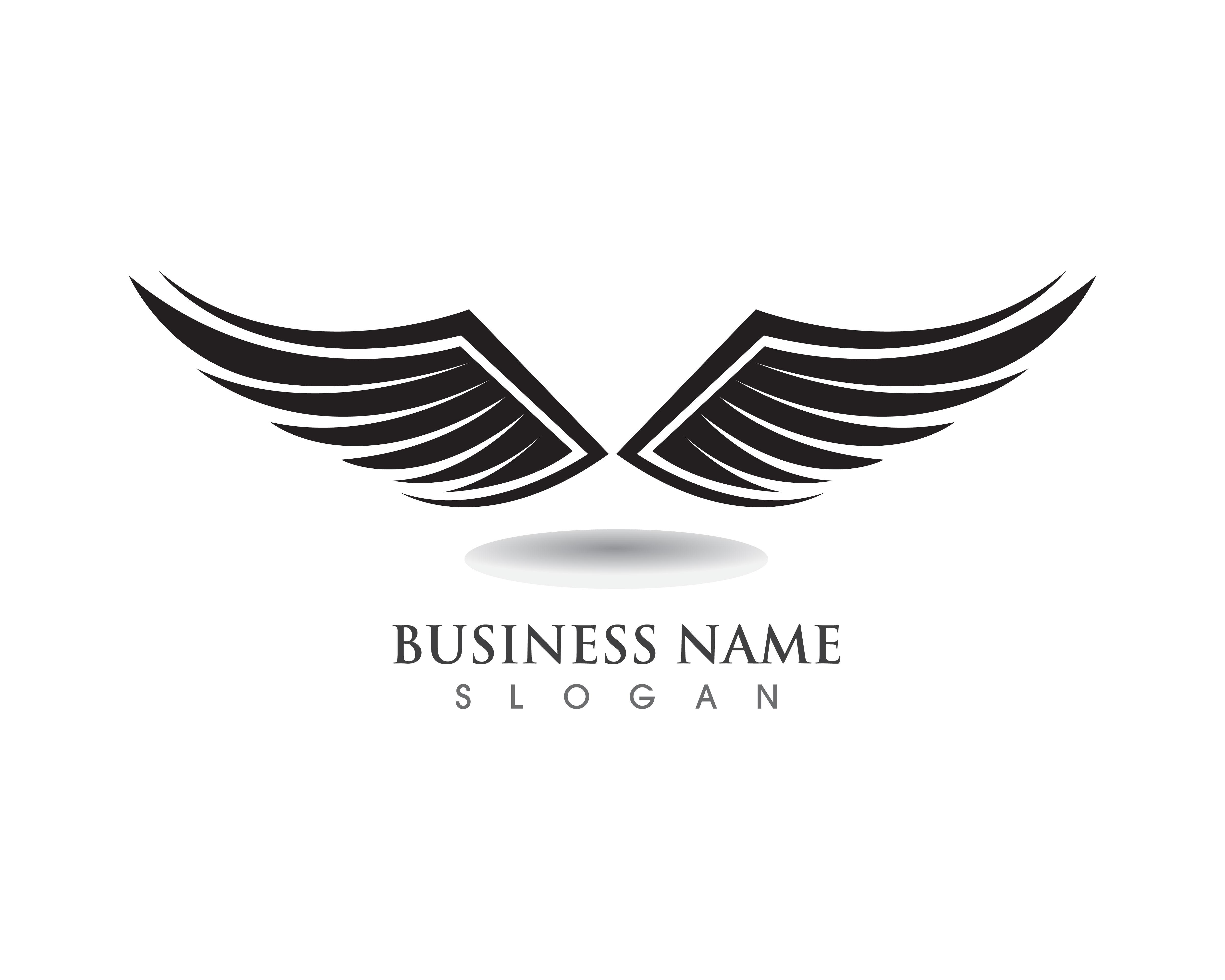 eagle wing falcon logo and symbols template vector download free vectors clipart graphics vector art vecteezy