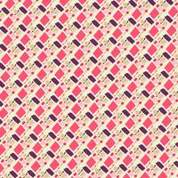 Seamless pattern abstract geometric