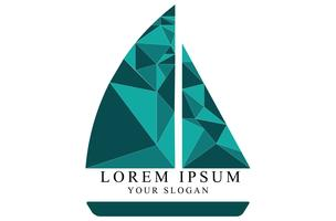 Un logo della barca