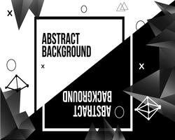 Abstract Background With Modern Design and Futuristic Style