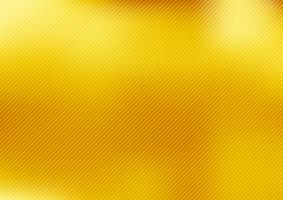 Abstract gold blurred gradient style background with diagonal lines textured. luxury smooth wallpaper. vector