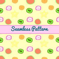 Seamless Pattern With Decorative Element and Modern Design