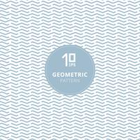 Geometric wave, wavy, chevron pattern pastel color abstract background.