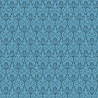élégant fond bleu damassé sans soudure