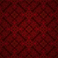 luxury ornamental background. Damask floral pattern. Royal wallpaper. vector