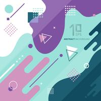 Abstract background with geometric design.