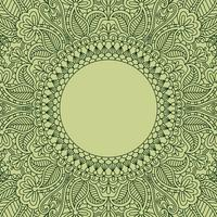 Luxury ornamental vintage Premium background . vector