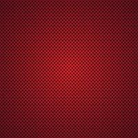 Red carbon fiber Texture background - vector Illustration