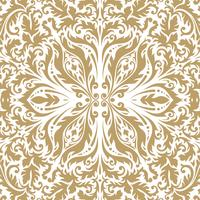 Fundo superior luxuoso do vintage decorativo.