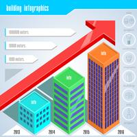 Ange element i infographics
