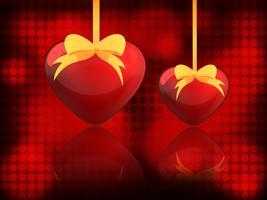Deux coeurs - Saint Valentin