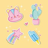 Collection Punchy Pastel