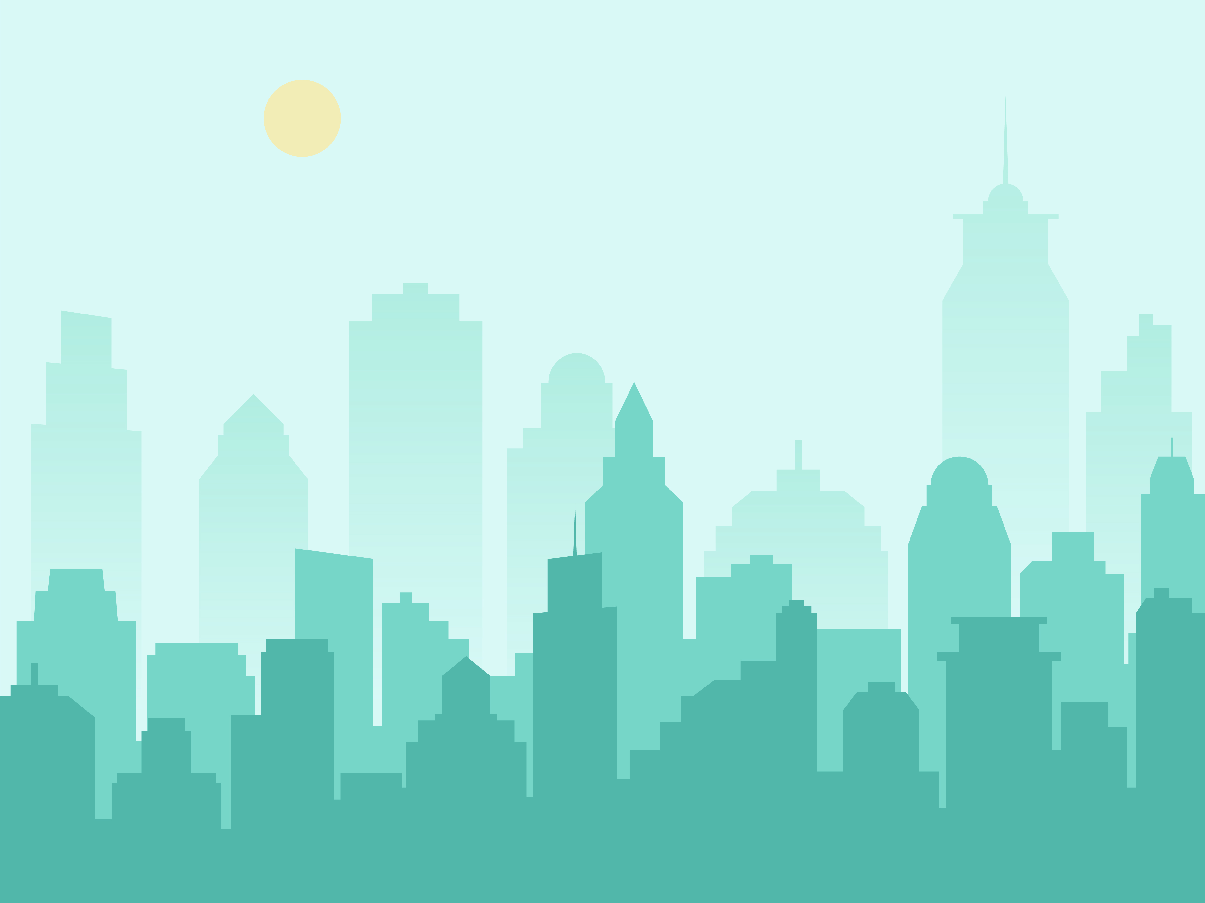 City Silhouette Cityscape And Morning Mist Download Free Vectors Clipart Graphics Vector Art Choose from 930+ city silhouette graphic resources and download in the form of png, eps, ai or psd. city silhouette cityscape and morning mist download free vectors clipart graphics vector art