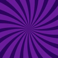 Abstract swirling radial dark purple pattern background