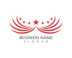 Falcon wing bird rood logo