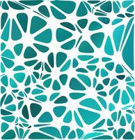 Verde estilo moderno, plantillas de diseño creativo