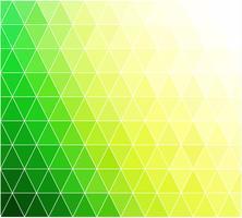 Fondo mosaico de rejilla verde, plantillas de diseño creativo