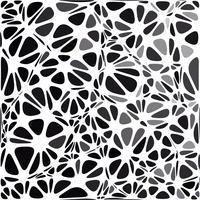 Estilo moderno negro, plantillas de diseño creativo