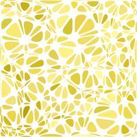 Estilo moderno amarillo, plantillas de diseño creativo