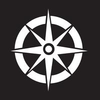 Compass icon  symbol sign