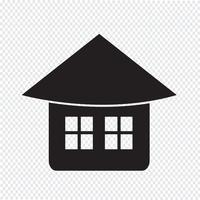 home pictogram symbool teken