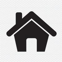Home icon  symbol sign