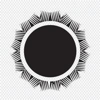 Sun Icon  symbol sign