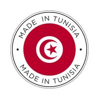 Made in Tunisia flag icon.