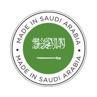 Made in Arabia flag icon.